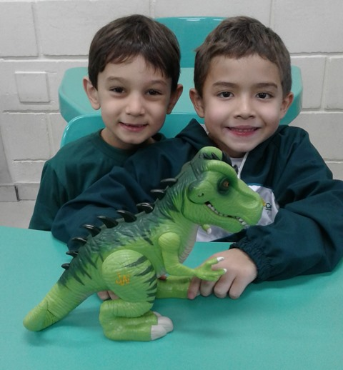 What´s your favorite toy? – 1º ano