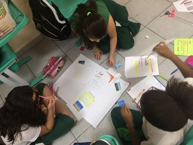 Conhecendo as diferentes fontes de energia utilizadas no Brasil – 5º ano C tarde