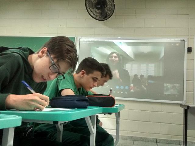 Conectándonos con  adolescentes de Argentina! – 9º ano