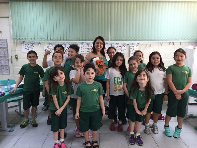 Diferentes escolas, diferentes histórias – 2º ano D