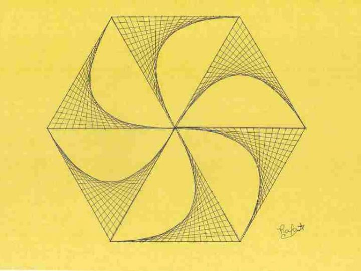 Arte Linear – 6º ano A e C