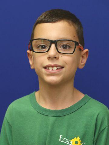 Vou ser um líder – Lucas de Camargo Freitas Roberts – 4º ano A