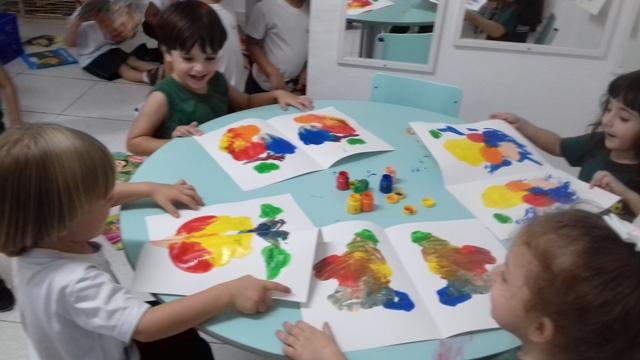 Pintura mágica – Maternal 3