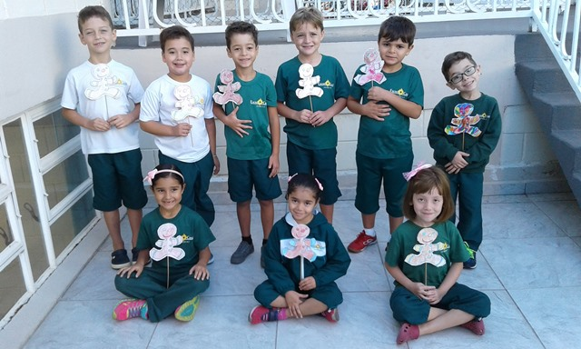 The Gingerbread Man – 1º ano