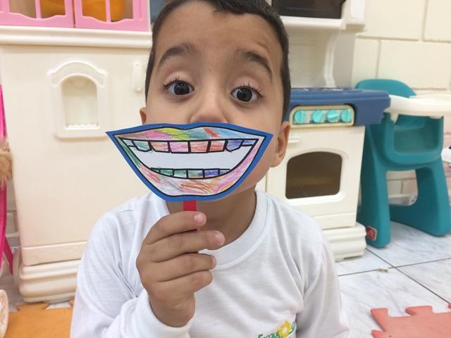 Funny Mouth – Jardim tarde