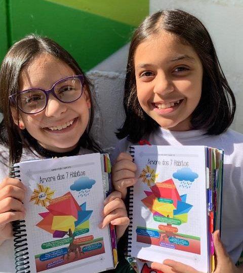Bem além de uma simples agenda – 5º ano A – Melhores Práticas LEM