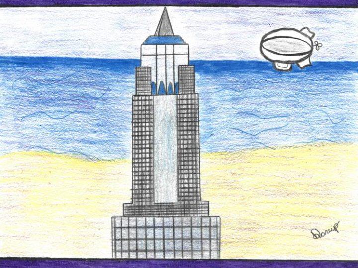 Desenho de monumentos – 4º ano