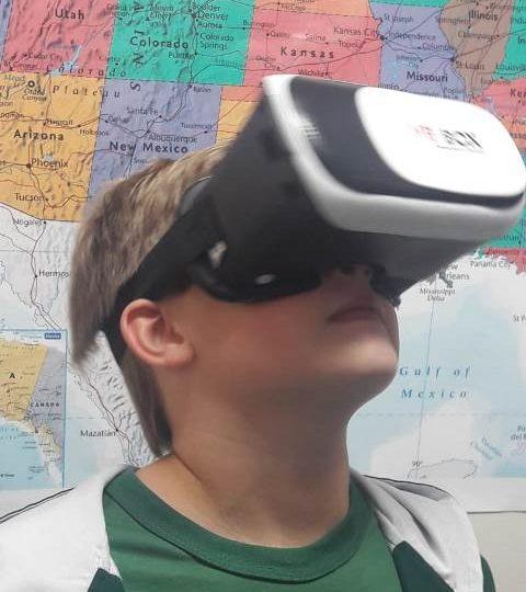 Uma viagem virtual pelos músculos! – 8º ano