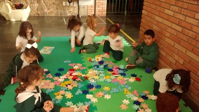 Escola também é lugar de brincadeira! – Maternal 3