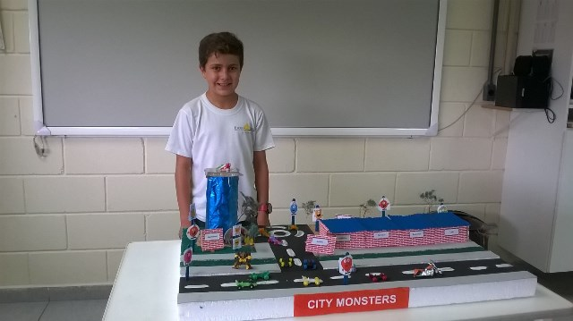 My City – 4º ano C tarde