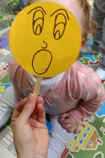 """Conhecendo os sentimentos: """"Como eu me sinto quando…"""" – Maternal 1"""