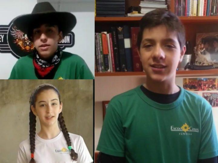 La literatura universal, también presente en las clases de español – 9º ano