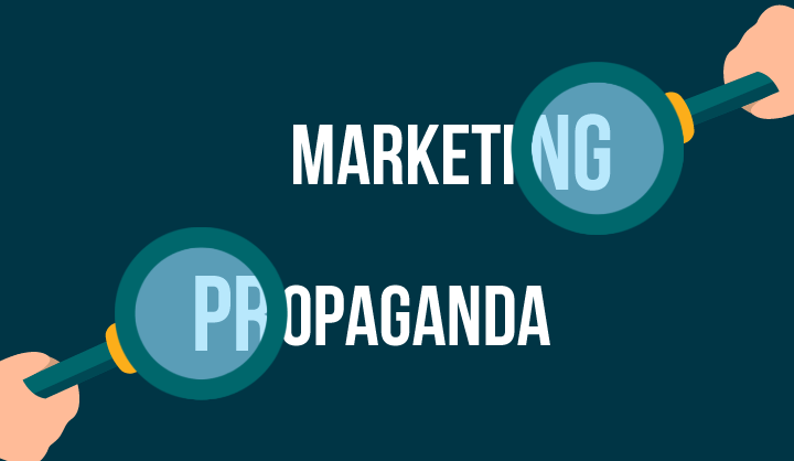 Marketing e propaganda – 9º ano A manhã