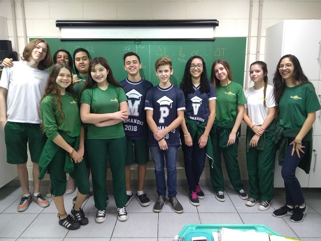 9º ano: Rumo ao Ensino Médio!
