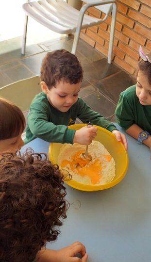 Alimentação saudável também se aprende na escola – Integral