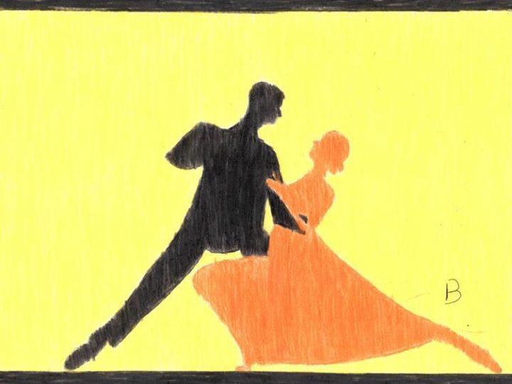 Desenho dança – 7º ano