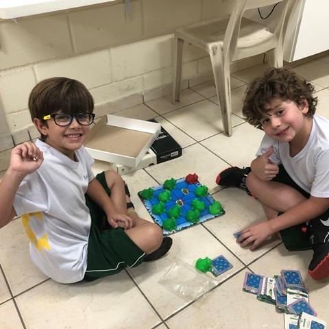 Jogos de Mind Lab – 1º ano
