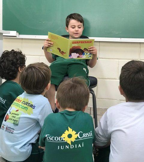 Líderes de Leitura – Melhores Práticas – 1º ano