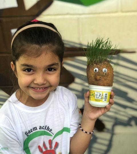 Plantando um boneco – Pré